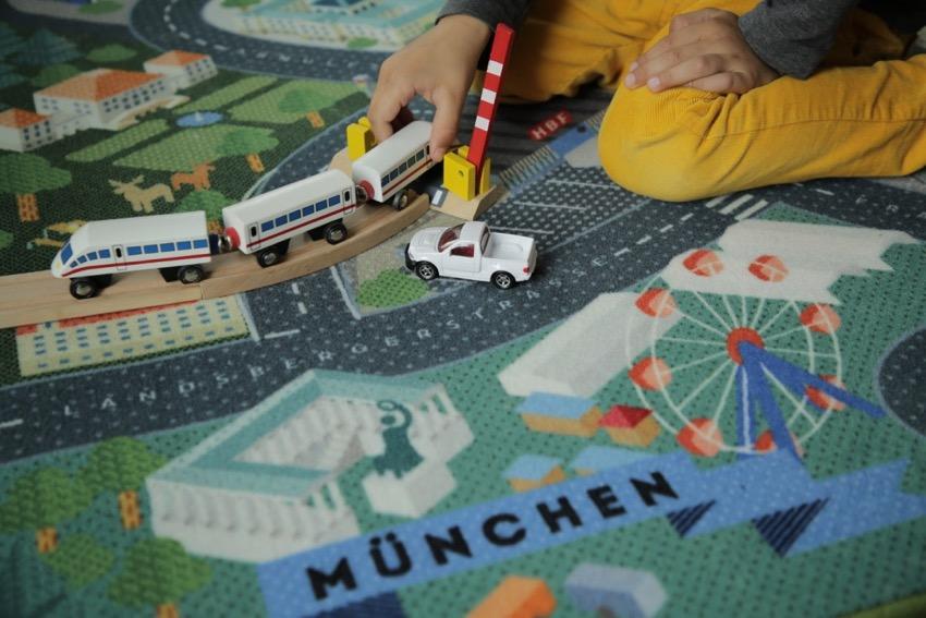 München-Spielteppich