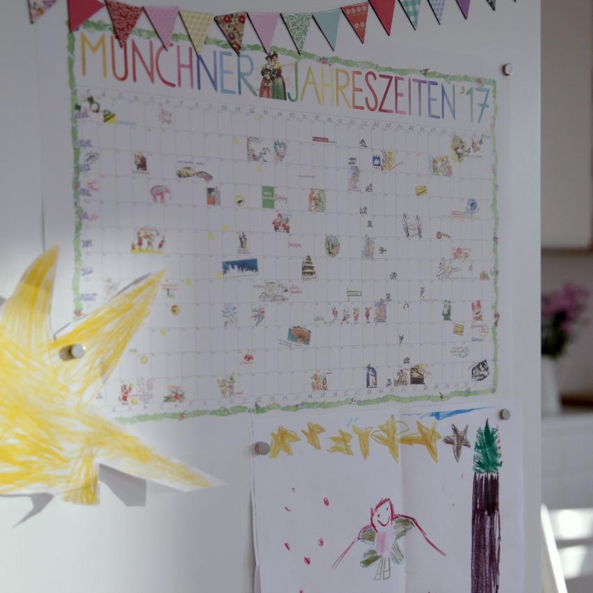 Münchner Jahreszeitenkalender