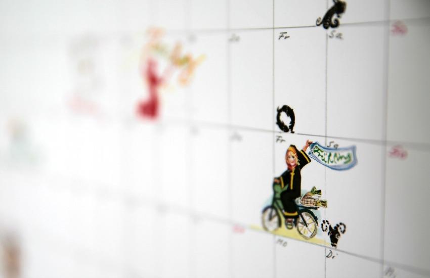 Münchner Jahreszeiten Kalender